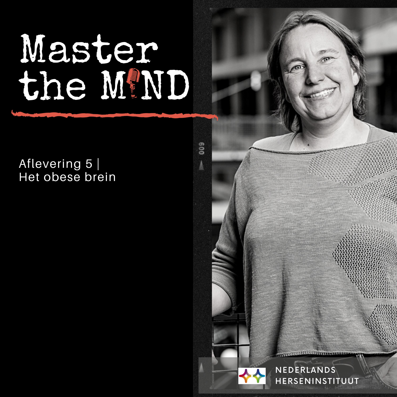 Podcastomslag met een zwart/wit foto van Susanne la Fleur en de titel van de aflevering